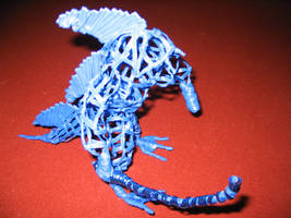 Sea Monster by TheTwistTieGuy