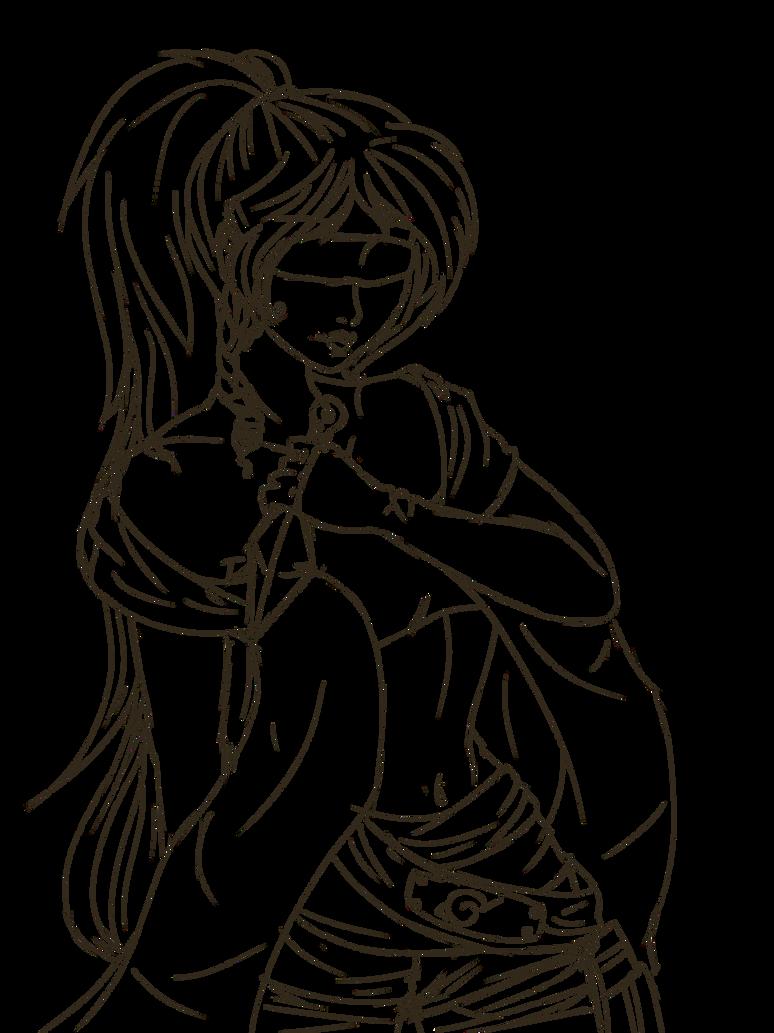 Miya Semi Realistic Sketch By Mayaem On Deviantart