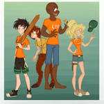 Percy Jackson and Co.