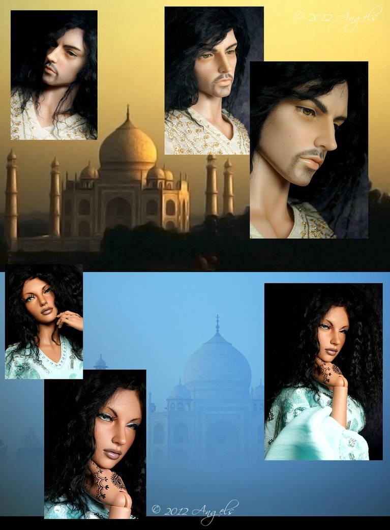 Prince and Princess of India