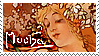 MUCHA_fan_stamp by Selene-Moon