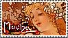 MUCHA_fan_stamp by Selene-Moon