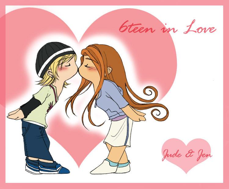 6teen in love by Selene-Moon