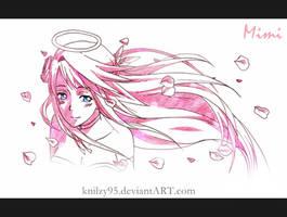 CM mimibox: Mimi the angel by knilzy95