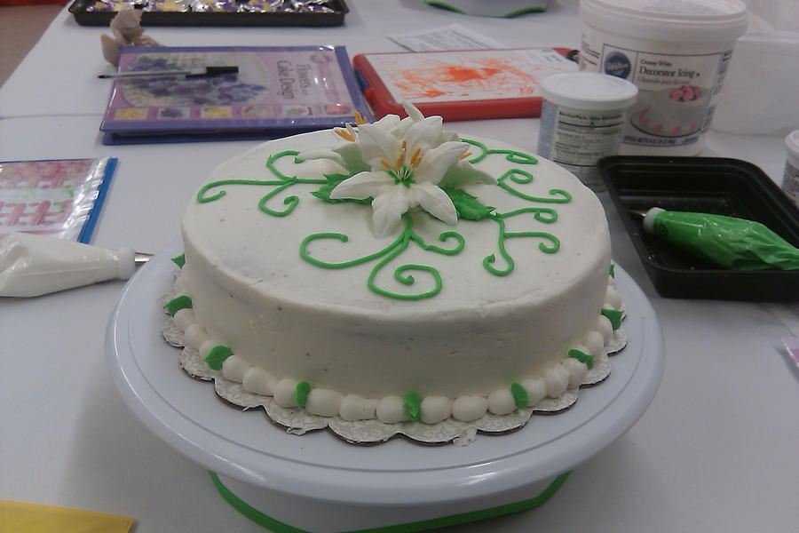Artistic Cake Design Classes : Day 3:Cake Decorating class by VaneChu on DeviantArt