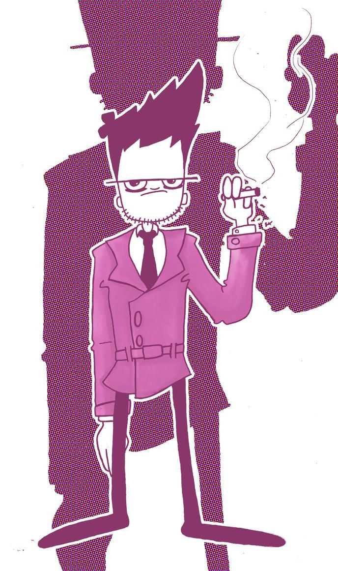 Detective by joechessum