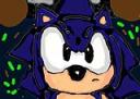 Sonic closeup by cobra10