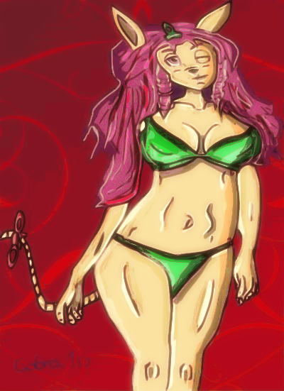 Princess sherry (Swimsuit, complete) by cobra10