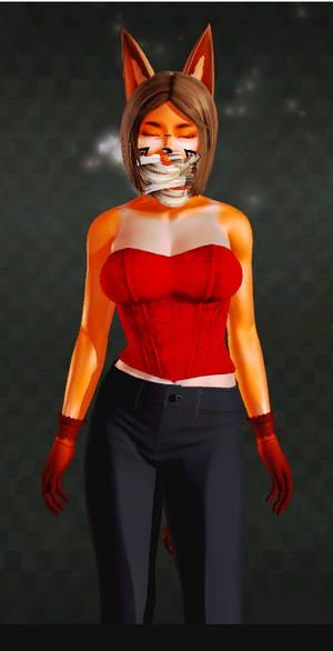 Ak girl (Costume 3)