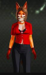 AK girl (costume 4)