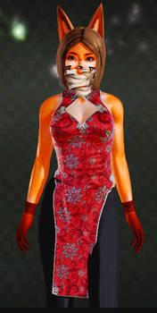 Ak girl (Costume 6)