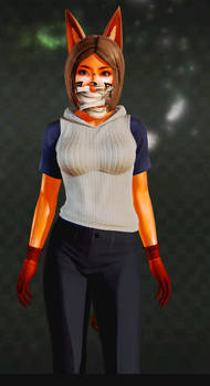 Ak girl (costume 8)