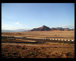 Desert Egitto