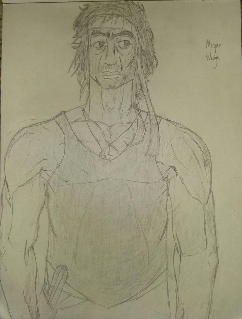 John Rambo by SonicDude180