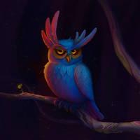 Blue Owl Charlie