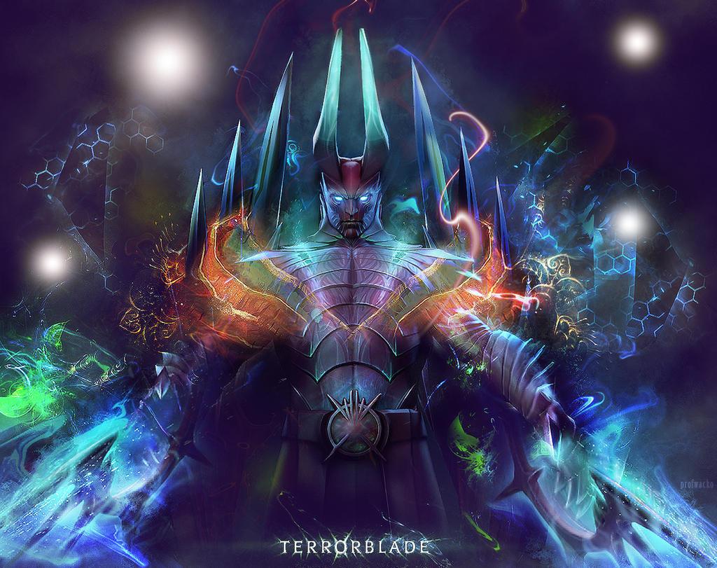 Dota 2 New TerrorBlade by profwacko on DeviantArt