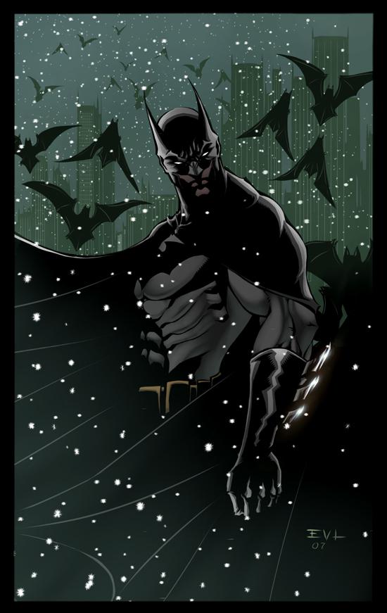 Batman Returns by ErikVonLehmann