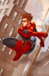 Peter Parker Rage
