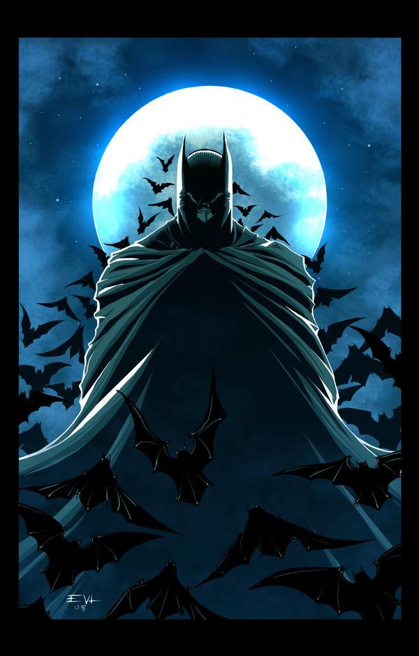 Képek a képregény világából Batman__s_Revenge_by_ErikVonLehmann