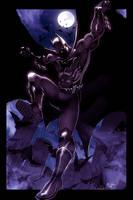 The Gotham Knight by ErikVonLehmann