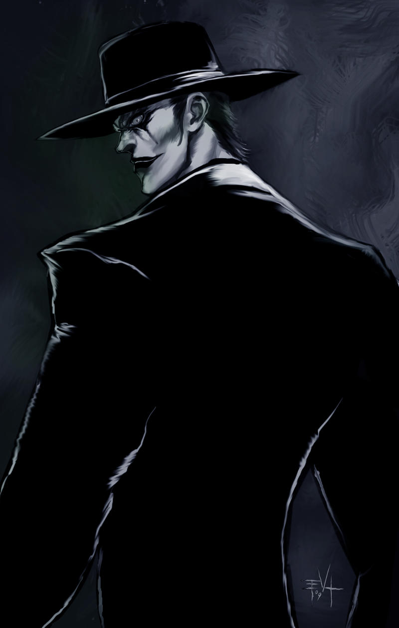 The Joker-evl by ErikVonLehmann