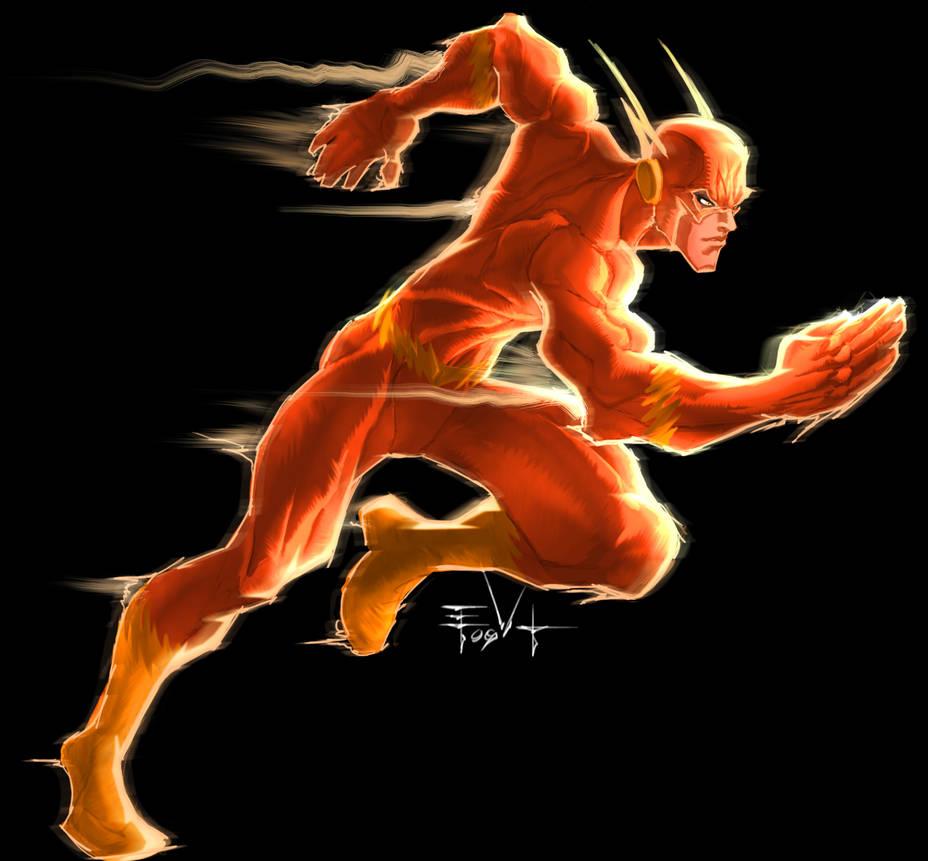 The Flash evl by ErikVonLehmann