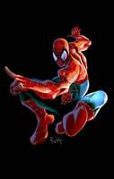 Spiderman evl by ErikVonLehmann