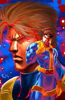 commission - cyclops by ErikVonLehmann