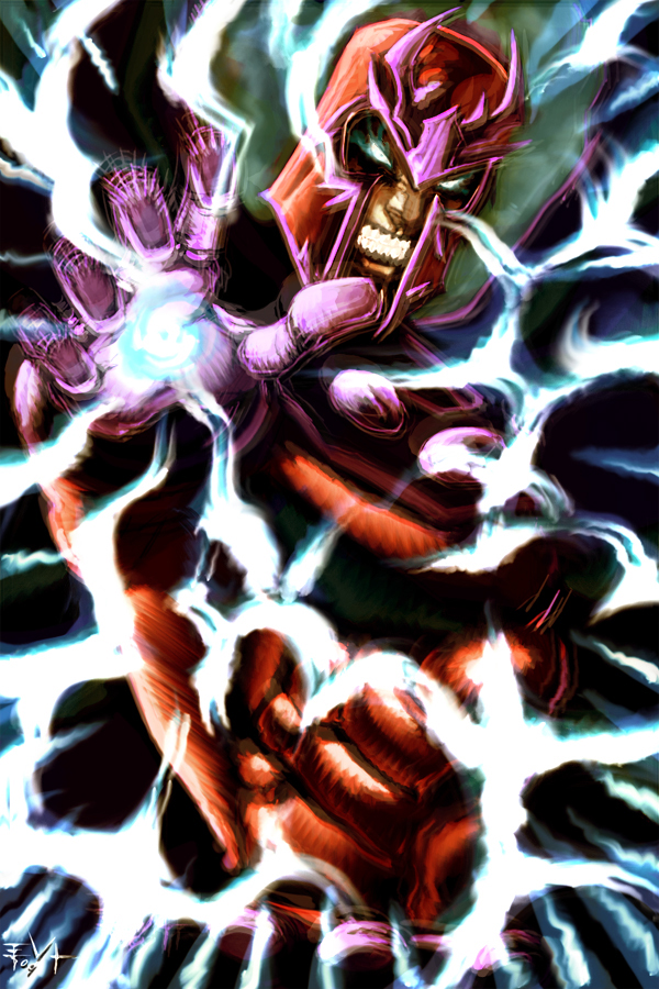 Magneto Xmen