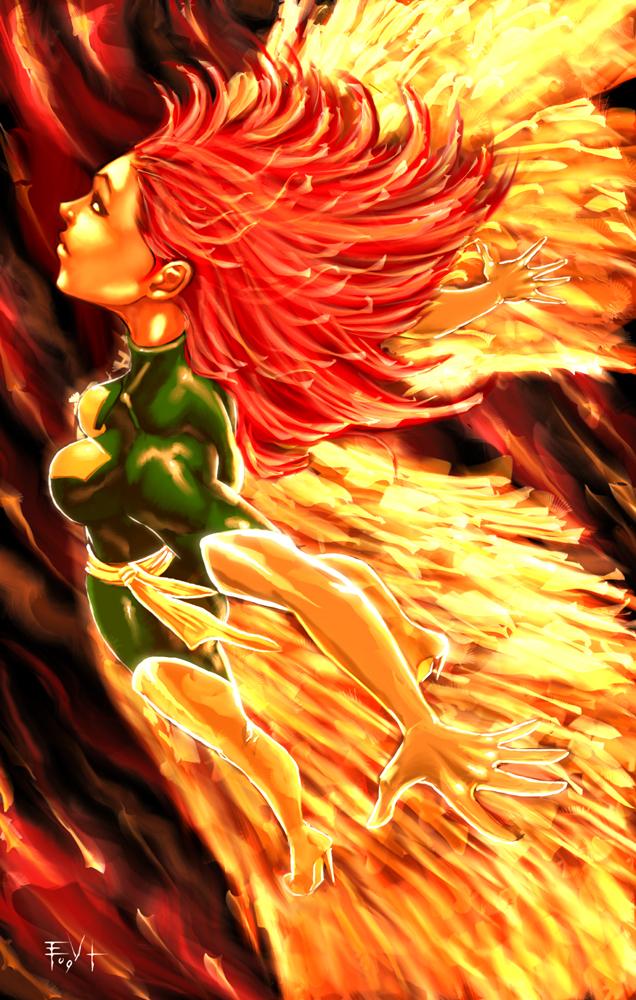 Phoenix Xmen