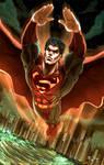The Man of Steel Superman