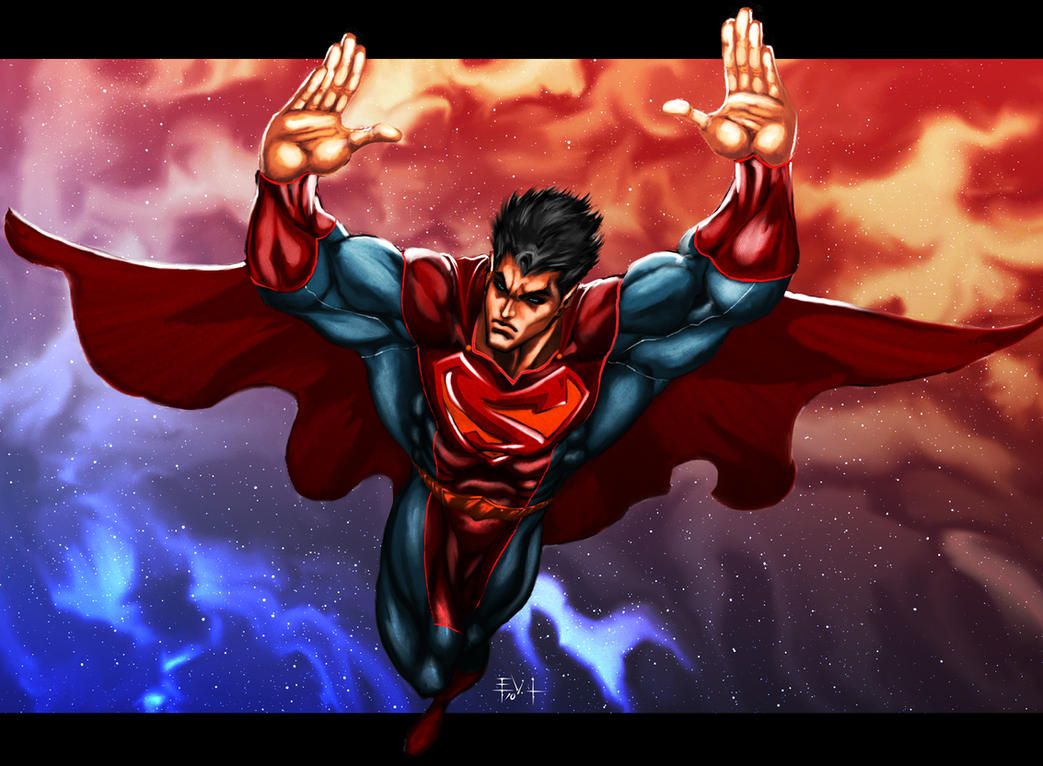 Superman II by ErikVonLehmann