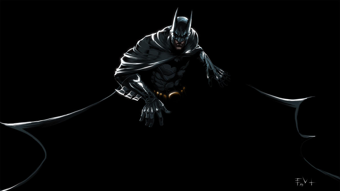 The Batman III by ErikVonLehmann