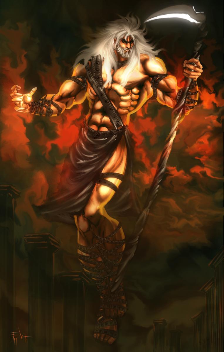 titans greek mythology cronus