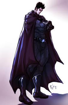 Bruce Wayne is The Batman