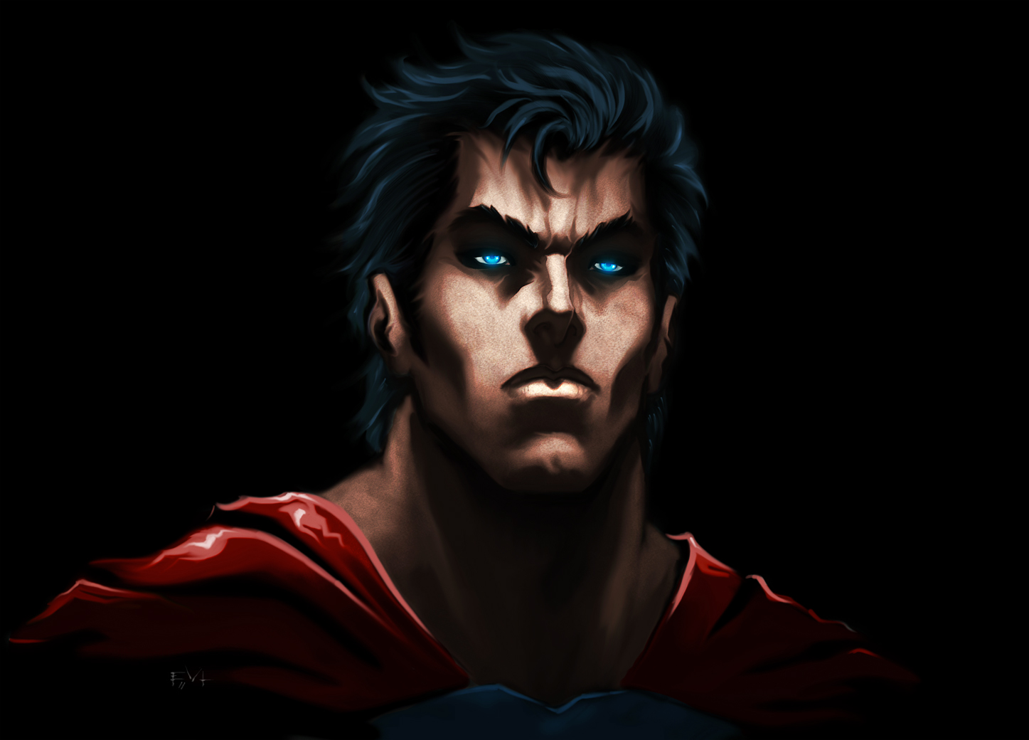 Man of Steel by ErikVonLehmann