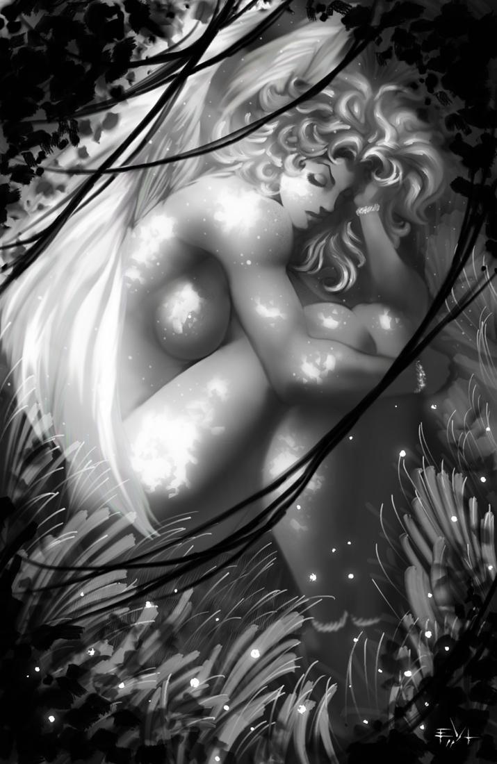 Angel by ErikVonLehmann