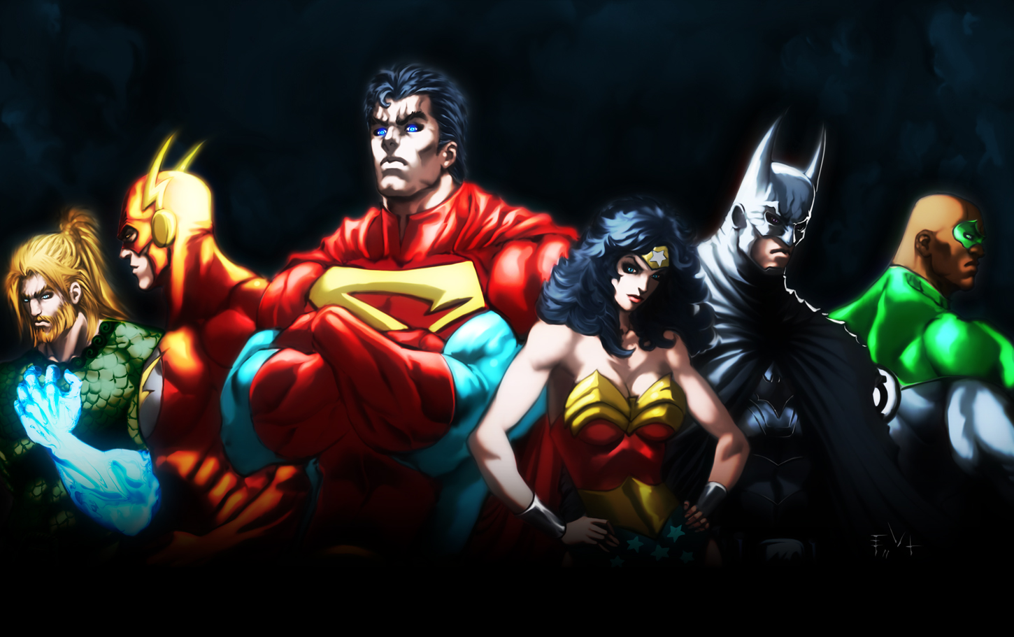 JLA color by ErikVonLehmann