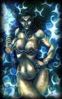 sorceress II by ErikVonLehmann