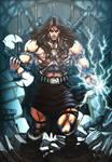 Blackbolt Barbarian