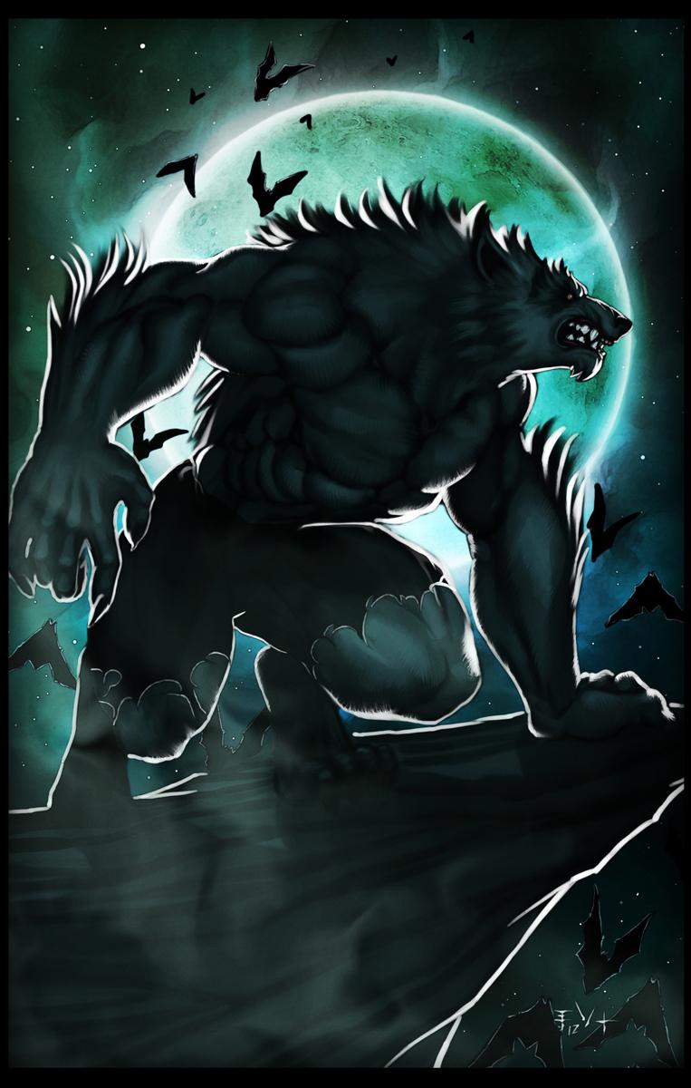 Lycanthropy by ErikVonLehmann