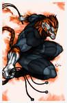 Thundercats Tygra