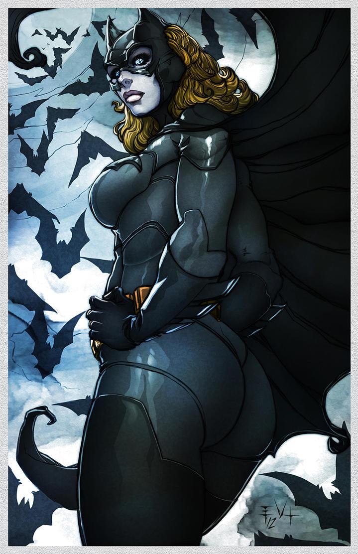 Batgirl by ErikVonLehmann
