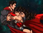 Superman Wonderwoman Wip