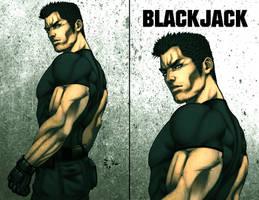 Blackjack by ErikVonLehmann
