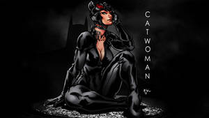 Catwoman-Shadow of the Bat by ErikVonLehmann