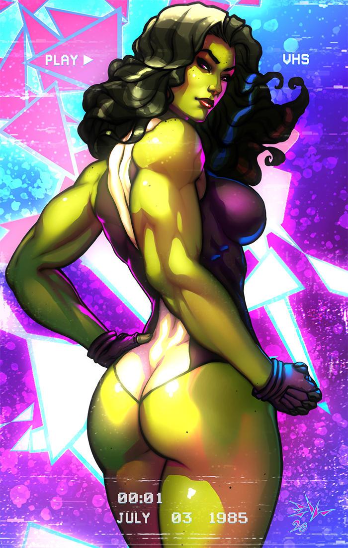 She-Hulk 1985