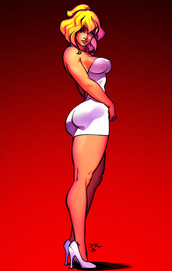 Holli Would Cool World