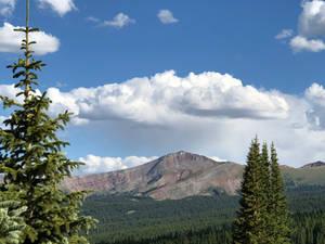 Vail Mountain Peak