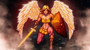 The Heartstone Saga - Light Of The Aegis